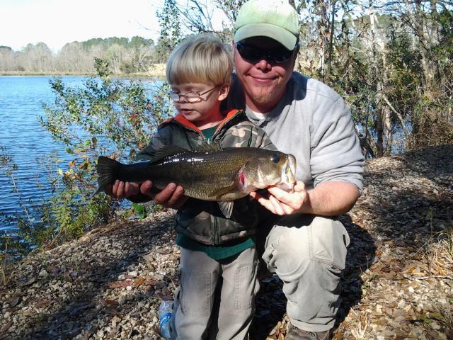 Fishing buddies for life