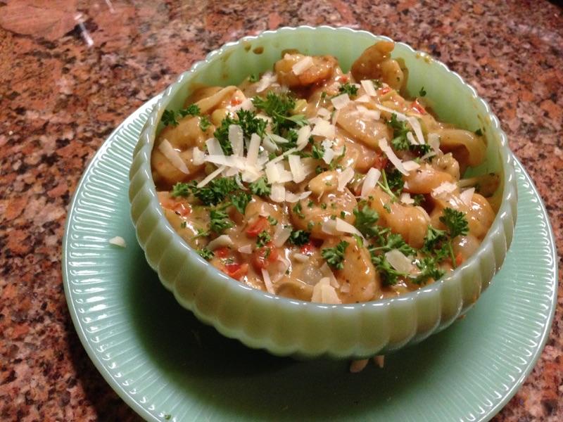 Shrimp Recipe and Rich Sauce