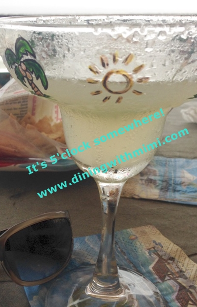 Tired of News? It's5 clock somewhere www.diningwithmimi.com