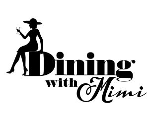 logo for www.diningwithmimi.com