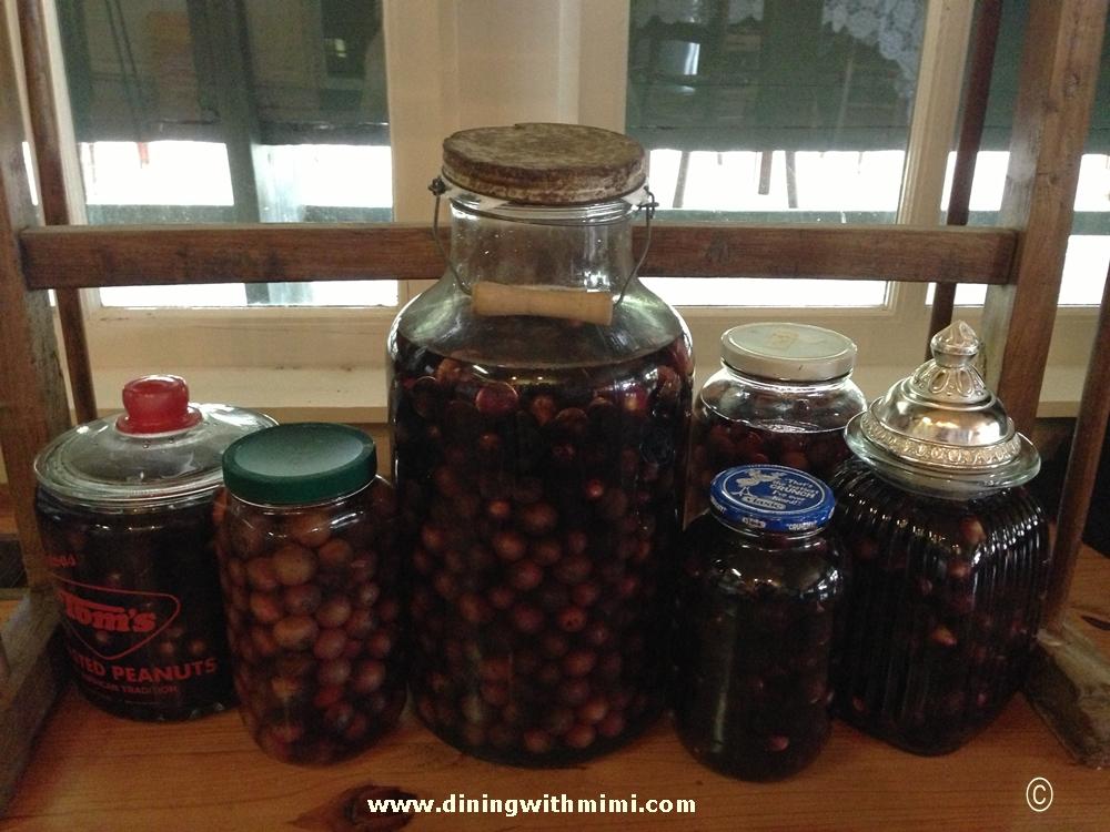 Muscadine Sorbet Recipe www.diningwithmimi.com