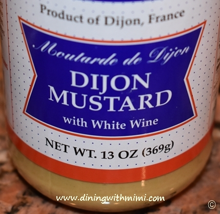 French Dijon for Creole Sausage Crescent City Savory Appetizer www.diningwithmimi.com