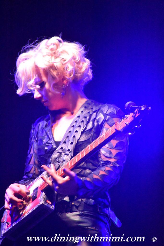 Samantha Fish Gulport Ms Sept 2019 Brains, Beauty and Slaying a Guitar as Samantha Fish www.diningwithmimi.com