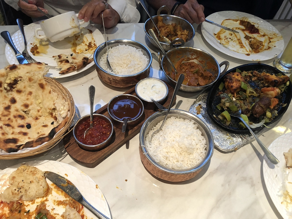 Indian Food Luzern Lucerne How I love thee Let me count the ways www.diningwithmimi.com