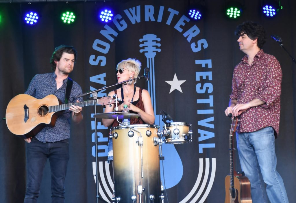 Marthas Trouble and Chris Rosser in Adorable Opelila and Songwriters Festival 2020 www.diningwithmimi.com
