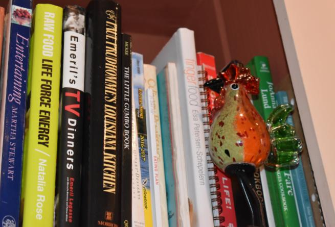 Cookbooks to keep from Marie Kondo www.diningwithmimi.com