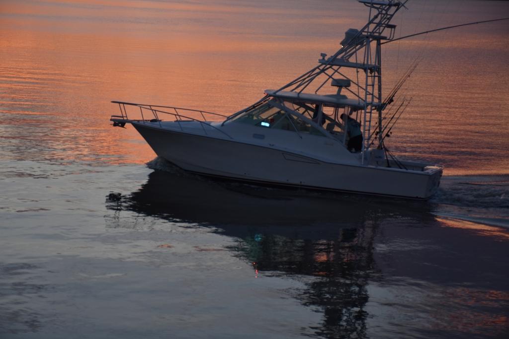 Fishing Downtime on Dauphin Island www.diningwithmimi.com